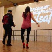 Семинар Эдди Торреса и Шани Талмор - Сальса сияет на VIS 2013