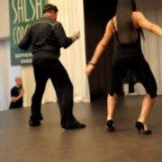 Эдди Торрес и Гризель Footwork SSC 2011