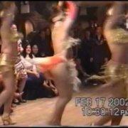 EDDIE TORRES DANCERS AT LA MAGANET NIGHT CLUB 1999