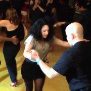 Ральф и Дженнифер танцуют @ Хьюстон Сальса конгресс 2012