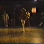 EDDIE TORRES & JUNE LABERTA DANCING AT THE CORSO NIGHT CLUB 1975 NO SOUND