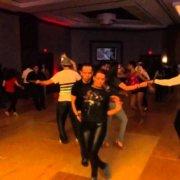 Jorjet alcocer & Homero S. Plaza (Семенея) Социальные танцы (выступление) на HSC 2014