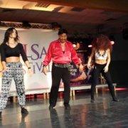 Eddie Torres & Chiara - CHA CHA CHA (El Sol Warsaw Salsa Festival 2015) part 2