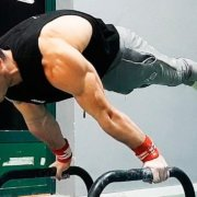 Монстр уличной тренировки - Серхио Ордоньес де Торрес   Muscle Madness