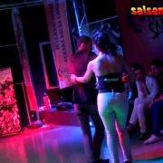 СОЦИАЛЬНАЯ САЛЬСА   Наталья Лопес Толедано и Тигин Айтачоглу   Crypto Salsa Stars 2012
