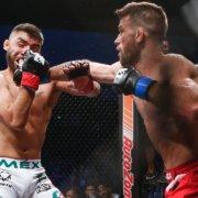 Хосе Кальво - Эдуардо Альварадо Полный бой | ММА | Combat Tucson Unbreakable