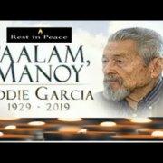 # 24Oras Эдди Гарсия скончался в 90