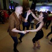 Moni & Amneris Martinez - Социальные танцы | 5-й фестиваль сальсы звезд мира (Варна, Болгария)