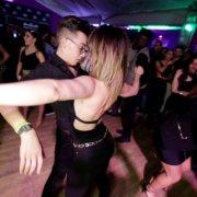 Габриэль Арпино и Анита Сантос Рубин - Социальные танцы   Латинский фестиваль Zeno 2019 (Неаполь, Италия)