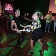 Eloy J Rojas & Di Axe - социальные танцы @ Конгресс по сальсе в Кельне 2019