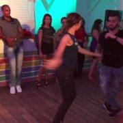 Brittney Vega and Ernesto Bulnes - DP Salsa Festival St. Martin