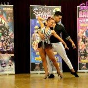 Маурицио Болло и Симона [1st Place] @ BCN Sensual Bachatea 2017